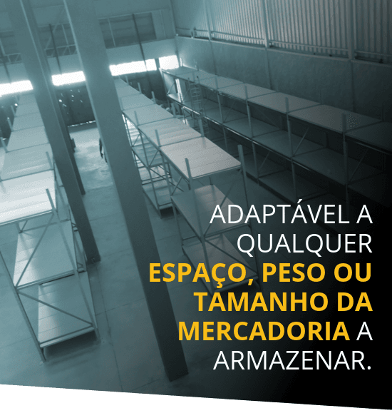 Vantagens do Porta-Pallets